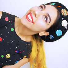 Load image into Gallery viewer, Solar System Beret