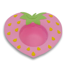 Load image into Gallery viewer, Pink Strawberry Heart Hat