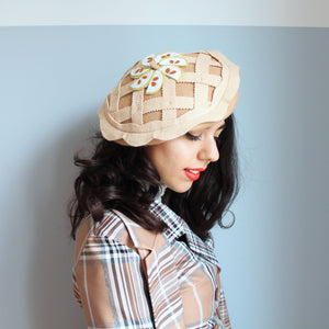 Apple Pie Beret