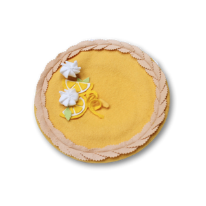 Lemon Tart Beret