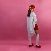 Load image into Gallery viewer, Red Strawberry Beret