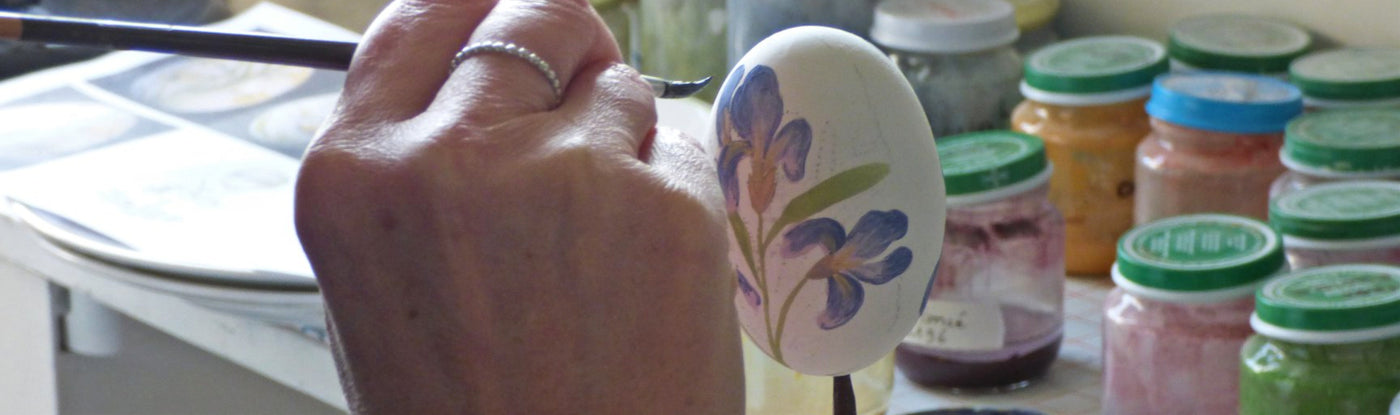 Earthenware Eggs