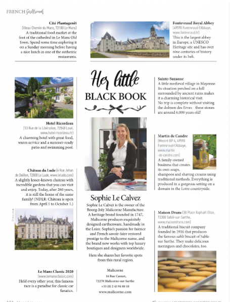 My French Country Home Magazine - March / April 2020 5