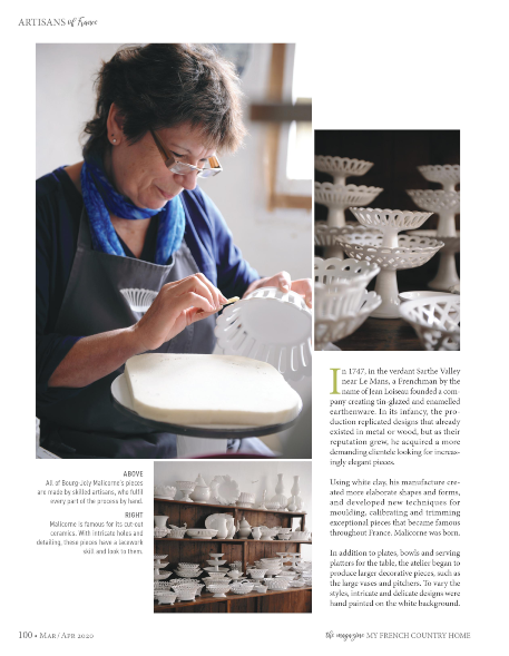 My French Country Home Magazine - March / April 2020 2