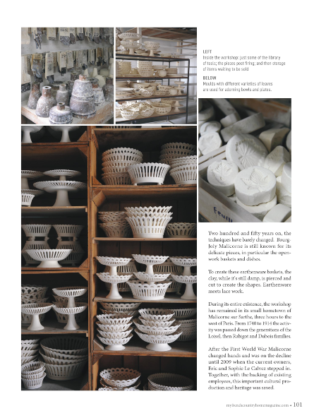 My French Country Home Magazine - March / April 2020 3