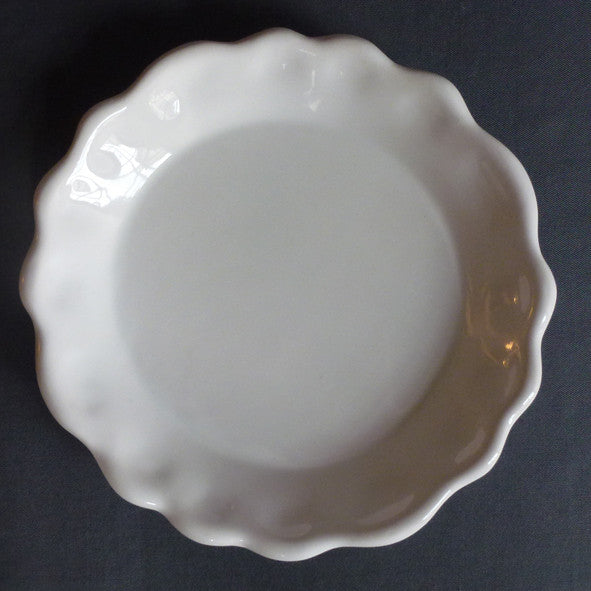 Creuse Feston Louis XV shallow plate