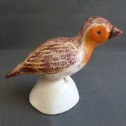 Earthenware Robin