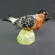 Earthenware Bullfinch