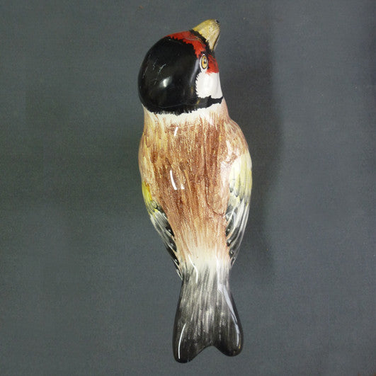 Earthenware Goldfinch