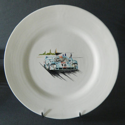 Bord Uni Plate  - Limited Edition 24H Le Mans No 2