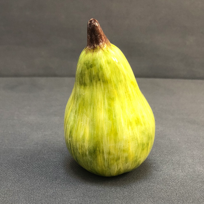 Earthenware Green Pear