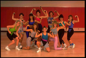 Jazzercising into the New Year