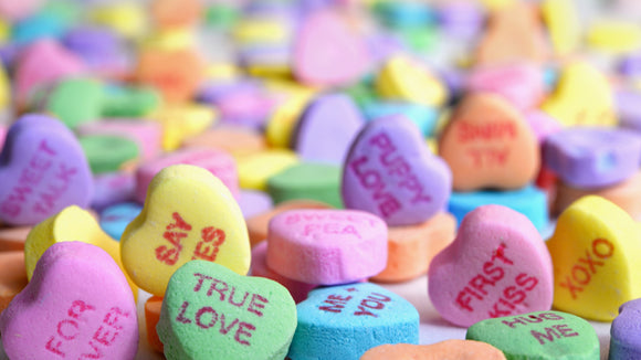 Sweethearts & Candy Hearts: A Nostalgic Valentine's Day