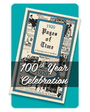 100th Year Celebration - Pages of Time