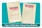 Wonder Women Personalized Memories