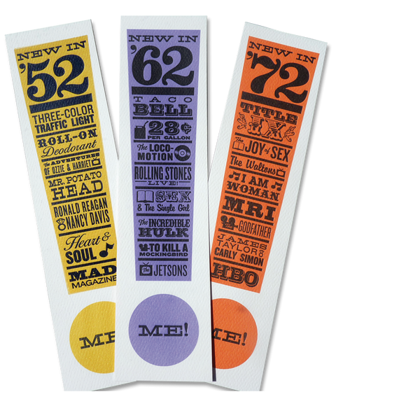 BOOKMARKS 1940-1989