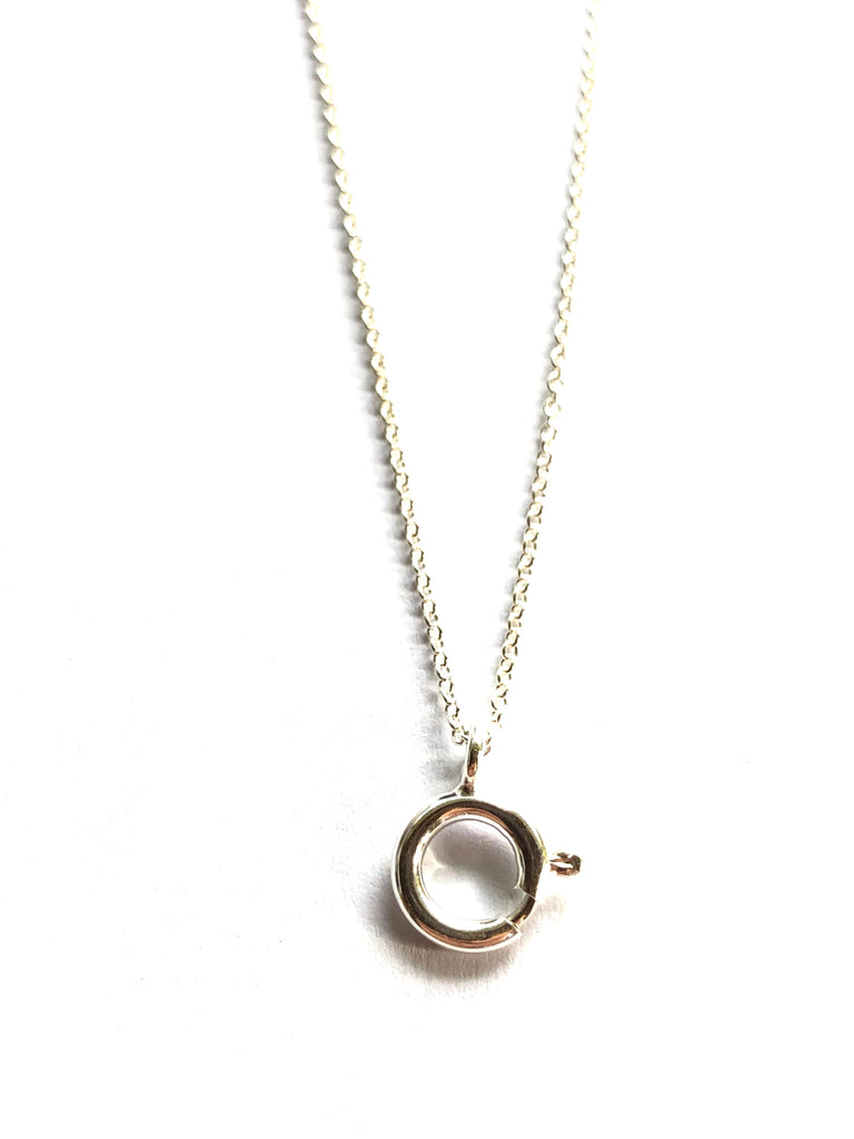 Basic: Sterling Silver