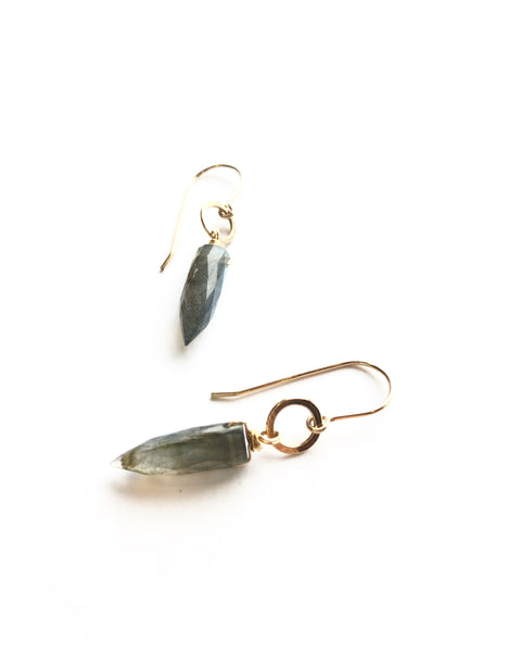 Labradorite Spears