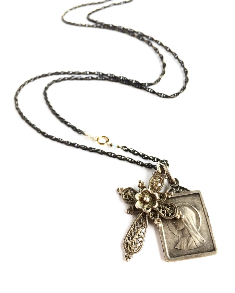 Queen of Angels Necklace