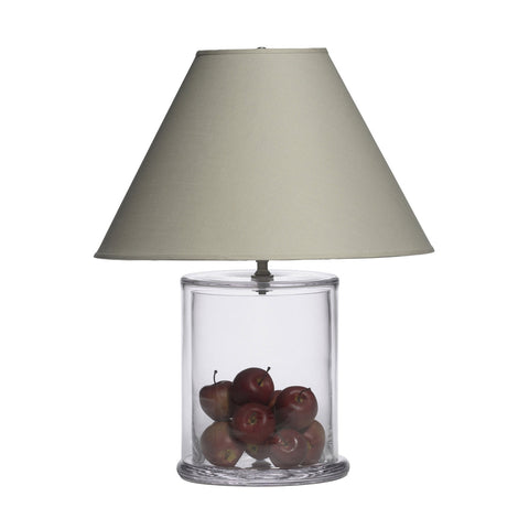 Simon Pearce Nantucket Lamp, Small