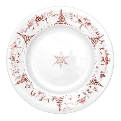Juliska Country Estate Ruby Dinner Plate