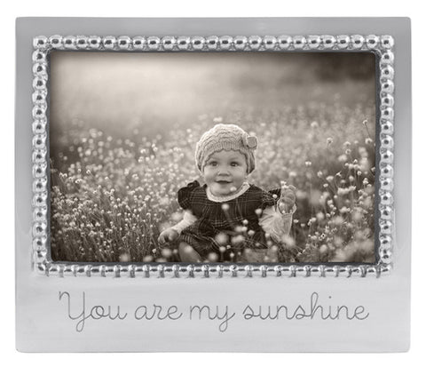 "Mariposa ""You are my sunshine"" Frame, 4"" x 6"""