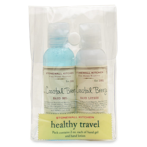 Stonewall Kitchen Coastal Breeze Travel Set