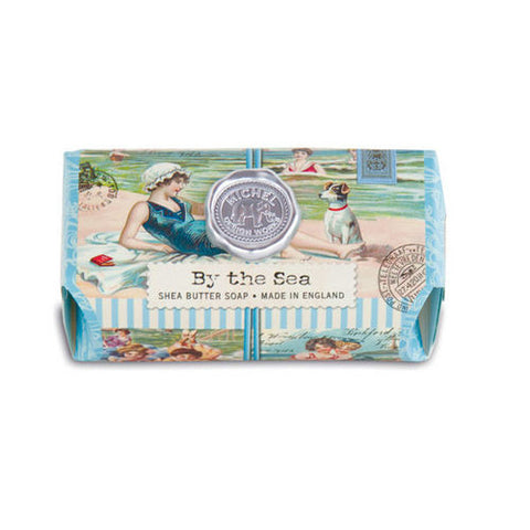 By the Sea Large Bath Soap Bar