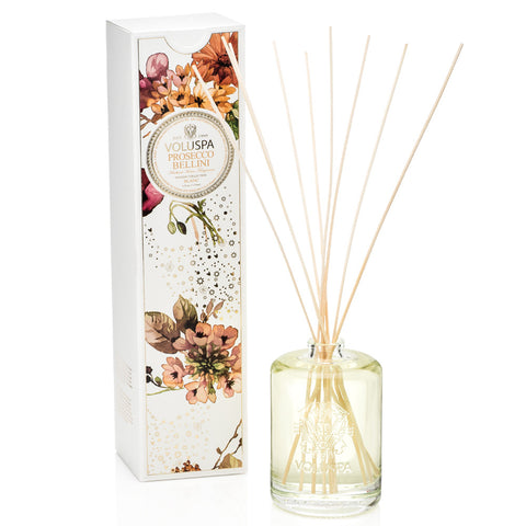 Voluspa Prosecco Bellini Home Fragrance Diffuser