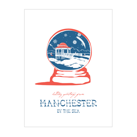 Manchester by the Sea Holiday Boxed Cards
