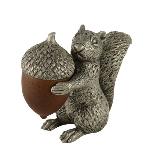 Squirrel with Acorn Salt & Pepper Set