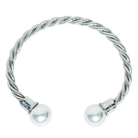 Kiel James Patrick Pearl Point Bracelet