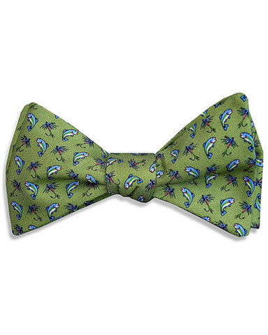 Bird Dog Bay Gone Fishin' Bow Tie