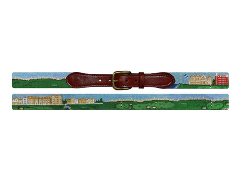 Smathers & Branson Old Course Scene Belt