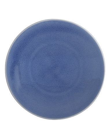 Jars Tourron Dinner Plate, Blue Chandon