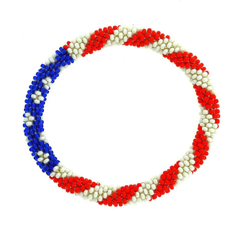 Stars & Stripes Roll-On® Bracelet