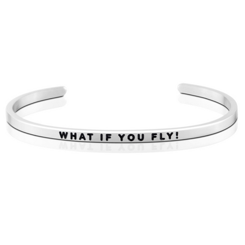What if you Fly! Bracelet