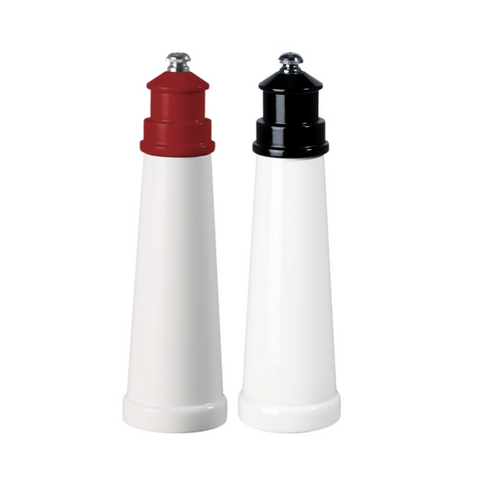 Lighthouse Salt & Pepper Mill Set