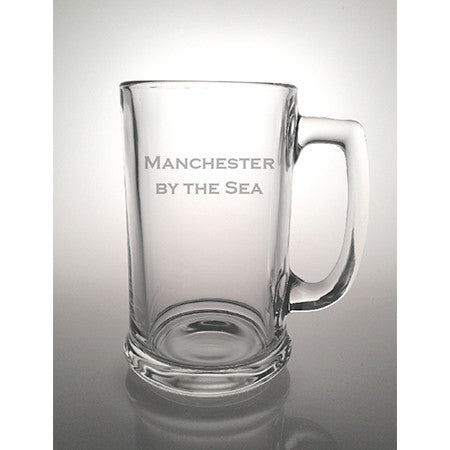 Manchester by the Sea Beer Mug
