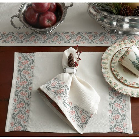 Arte Italica Natale Placemat Set of 4