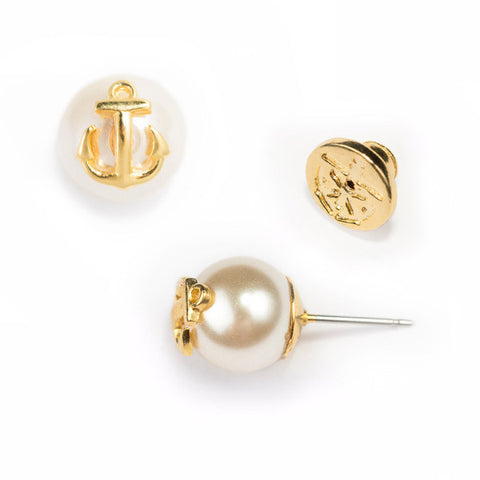 Kiel James Patrick Atlantic Pearl Earrings