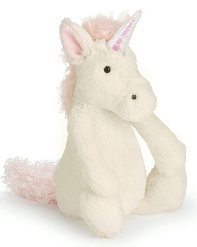 Jellycat Mini Bashful Unicorn