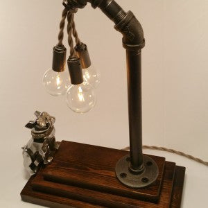 Mack Touch Lamp (Chrome)
