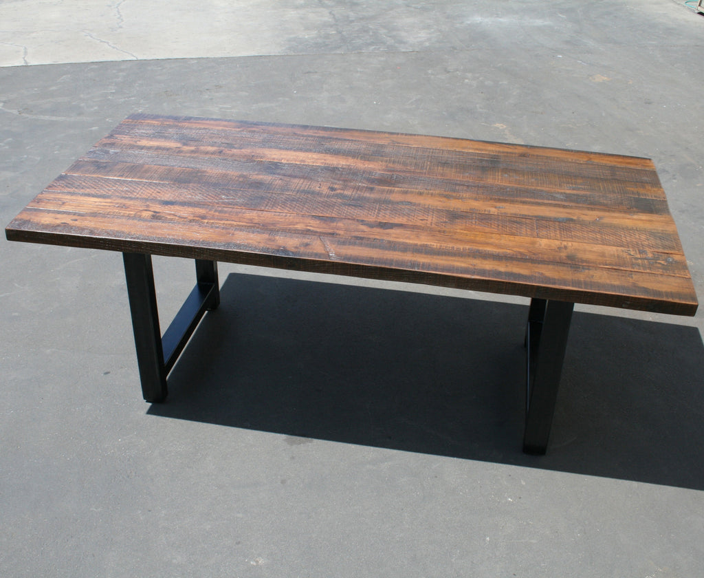 The American Steel Table