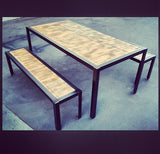 The Gym Parsons Table