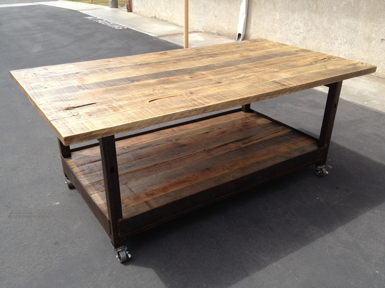 Great Kitchen Island On Casters