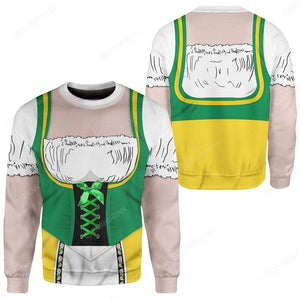 3D Full-Print Oktoberfest Apparel