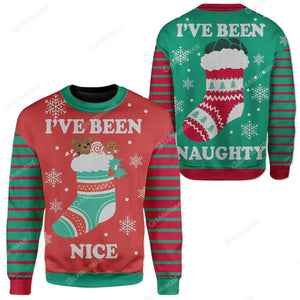 3D Full-Print Ugly Christmas Apparel