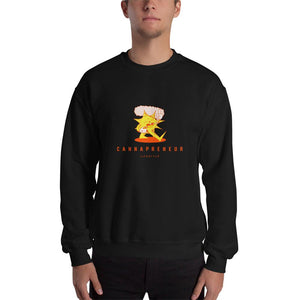 Unisex Sweatshirt - CANNAPRENEUR LIFESTYLE