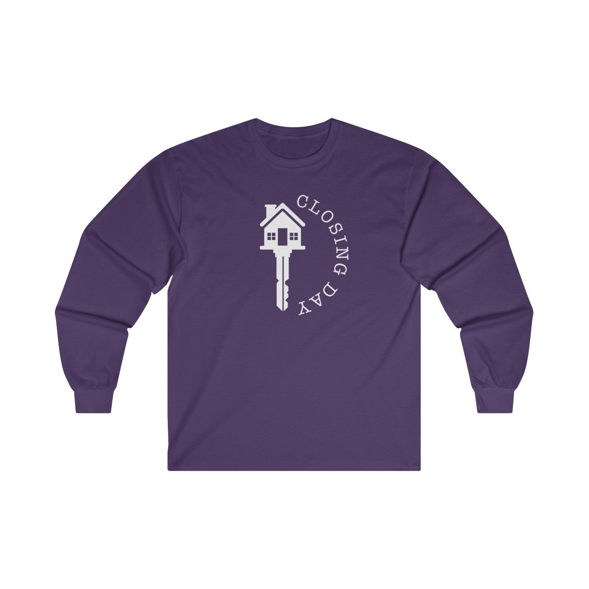Closing Day Unisex Long Sleeve Tee